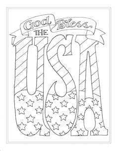 United States Symbols Coloring Pages | American Eagle
