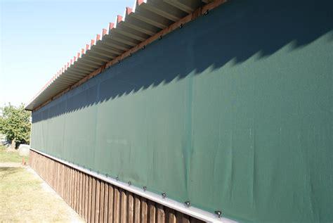 windschutznetz stall windschutz f 252 r stall haus garten und terrasse