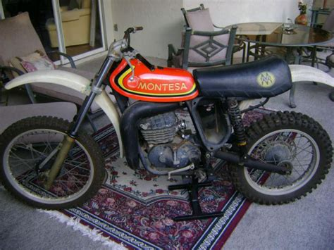 vintage motocross bikes for sale montesa 360 parts bike ahrma vintage for sale on