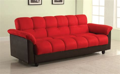 sofa with bed new 2015 faux leather sofa bed with storage designs