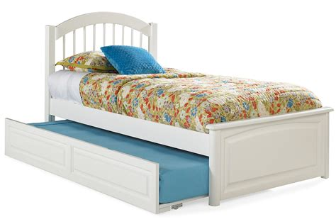 Raised Platform Bed Platform Bed Raised Panel Footboard