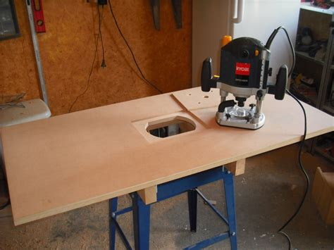 How To Build A Router Table by New Router Table Building The Fence Router Table