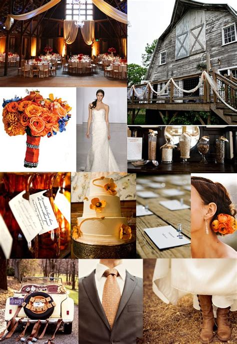 dreamgroup wedding event planners monday s montage this week s theme rustic elegance