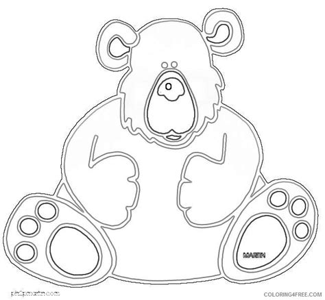 baylor bear coloring pages baylor bears free coloring pages sketch coloring page
