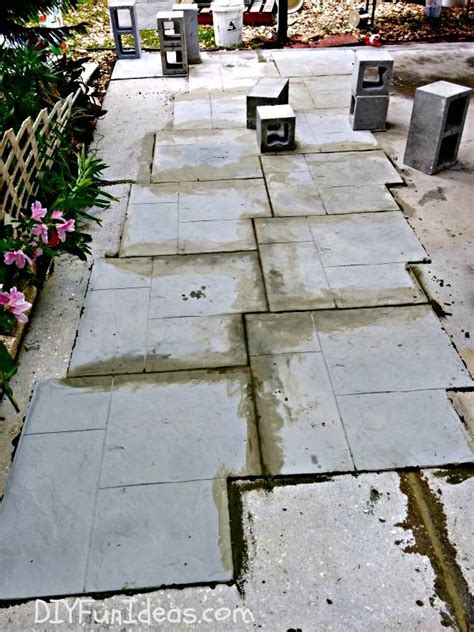 how to make a concrete farmhouse how to make concrete countertops in place diy concrete