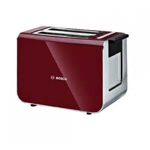 Bosch Toaster Bosch Styline Tat86140gb Toaster 2 Slice Toaster