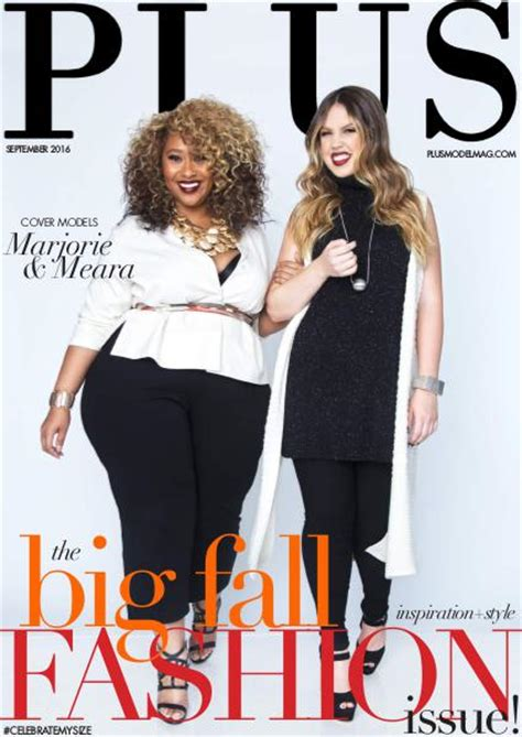 Fashion Designers Issue Model Guidelines by Plus Model Magazine Big Fall Fashion Issue Joomag Newsstand