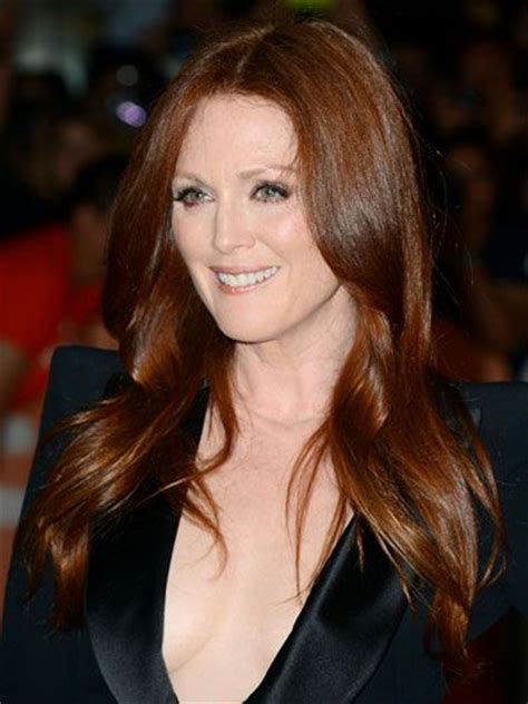 get julianne moore hair color brushes rollers and hair color on pinterest