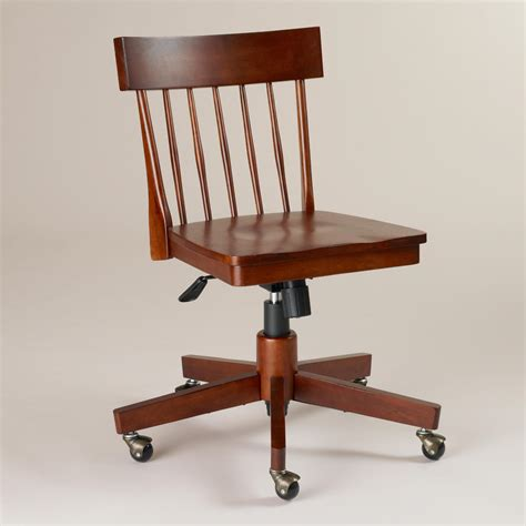 World Market Office Chair by Mahogany Konrad Office Chair World Market