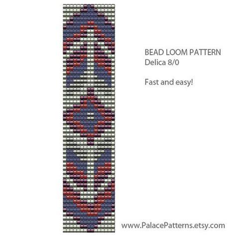seed bead bracelet patterns loom bead loom bracelet pattern 8 0 seed bead pattern 8bead