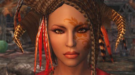 skyrim hair changer skyrim nexus mods and community