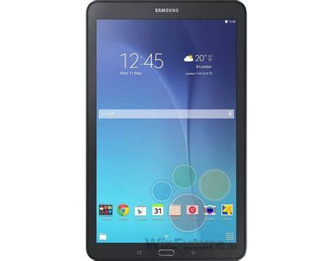 Tab E Samsung Galaxy Tab E 9 6 Leaked