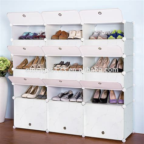 stylish plastic shoe and boot storage cabinet buy