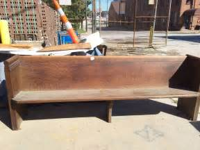 Pew Bench For Sale Amazing Antique Oak Church Pew Pews Benches Bench Many