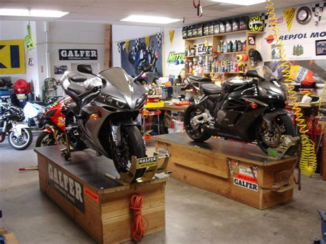 motorcycle workshop layout ideas share your motorcycle work bench pictures here south bay