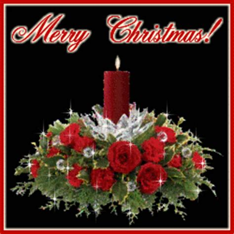 funny animated christmas wreaths wreath with candle myspace glitter graphic comment
