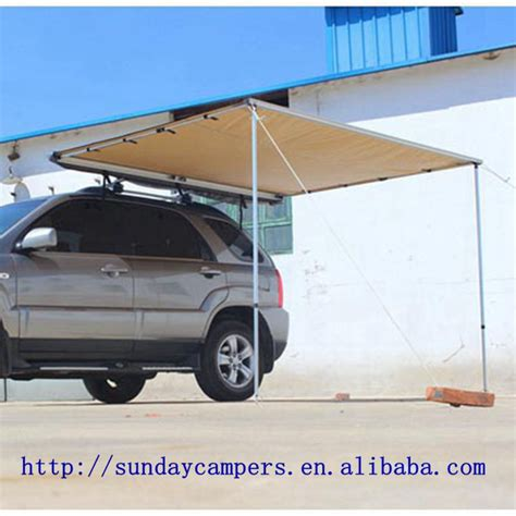 retractable vehicle awning 2015 hot saling car awning car side awning retractable