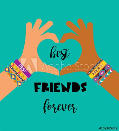for friends best friends forever happy friendship day design buy
