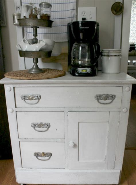 Antique Washstand Dresser by Re Purposing An Antique Washstand Dresser