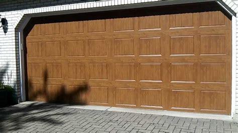 clopay gallery garage doors ultra grain