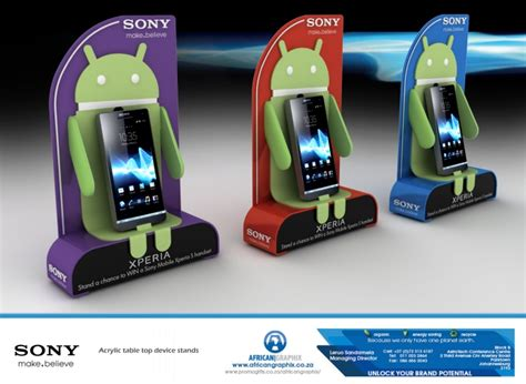Sale Holder Mobil Model Angsa point of sale display stands by alp germaner at coroflot