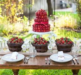 Decorating Jars Summer Garden Party Theme Table Decorating Ideas With