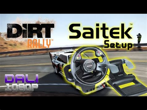 Steering Wheel For Dirt Rally Saitek R440 Steering Wheel Unboxing How To Save Money
