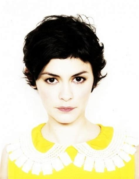 how to get audrey tautous pixie cut audrey tautou love her pixie cut growing it out