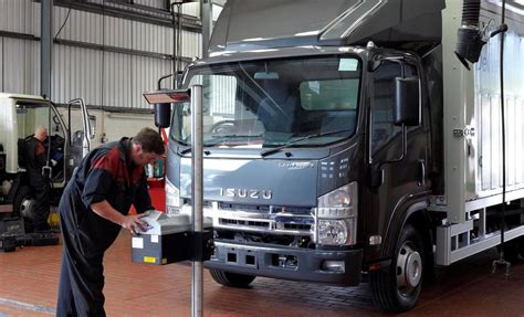 new parts and service dealer for isuzu truck in aberdeen