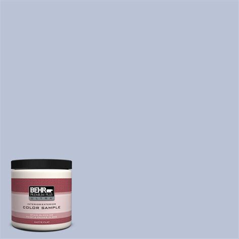 behr premium plus ultra 8 oz 590e 3 hyacinth tint
