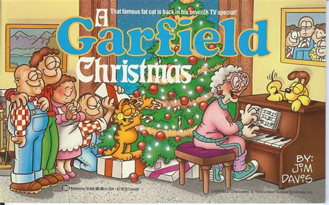 A Garfield Special - hulu now has all of the garfield several brown