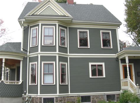 house color schemes stately victorian queen anne historic house colors
