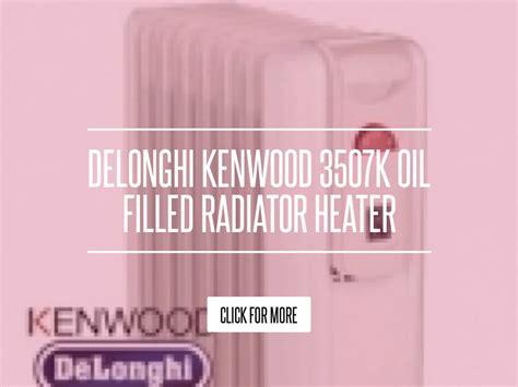 Delonghi Kenwood 3507k Filled Radiator Heater by Delonghi Kenwood 3507k Filled Radiator Heater Lifestyle