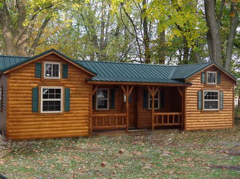 Amish Log Cabins by Tiny House Town Amish Cabin Company Kits Starting At 16 350