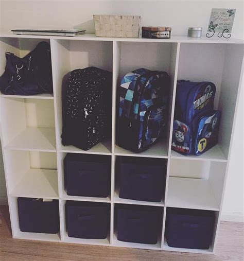 backpack storage ideas best 25 school bag storage ideas on pinterest