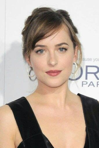 how to get bangs like dakota johnson best 203 dakota johnson images on pinterest women s