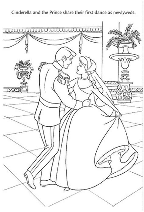 cinderella bride coloring pages 17 best images about disney coloring pages wedding on