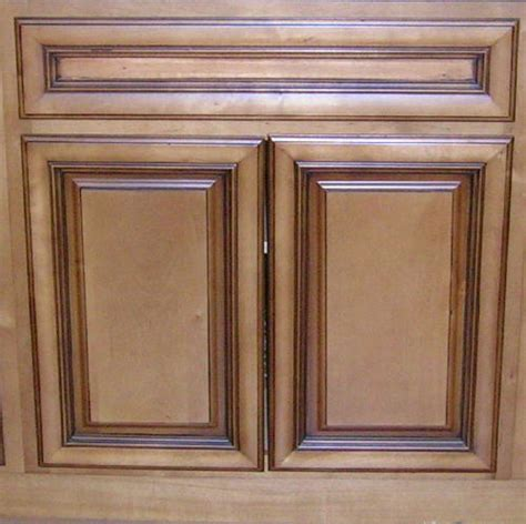 chocolate glazed cabinets kitchen panel wood