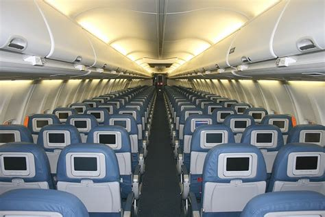 cool jet airlines boeing 737 800 interior