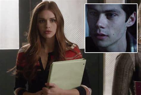 teen wolf season 6 spoilers stiles tvline video teen wolf season 6 trailer stiles loves lydia