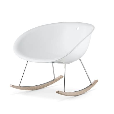 swing rocking chair pedrali gliss swing rocking chair