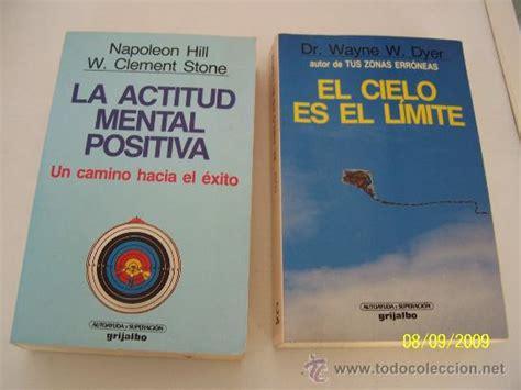libro la actitud mental positiva la actitud mental positiva napole 243 n hill w cl comprar libros de psicolog 237 a en todocoleccion