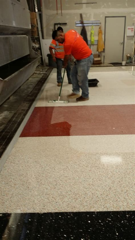 Terrazzo Training   Superior Tile & Stone   CA, NV, OR, WA
