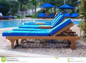 Lounge Chairs For The Pool Design Ideas Chaise Lounge Chairs By The Pool Stock Image Image 11644021