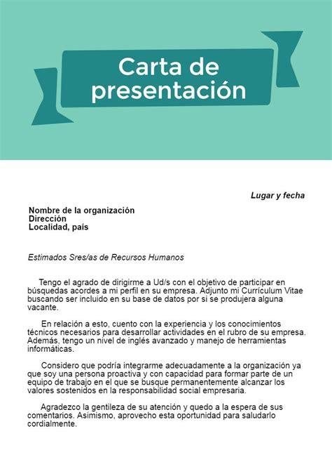 modelo carta de presentacion zonajobs last tweets about carta de presentacion