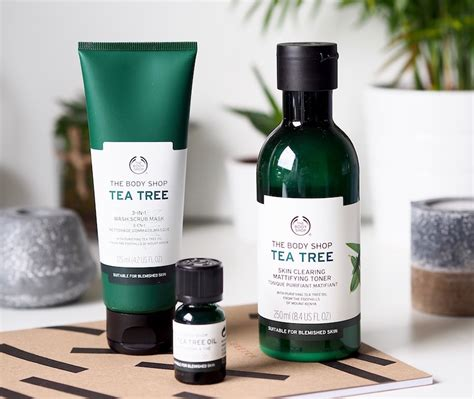 The Shop Tea Tree the shop tea tree range a y e l i n e d