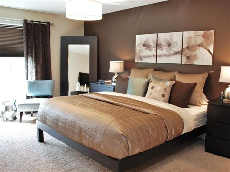 brown bedroom photo page hgtv