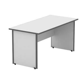 Prissilia Office Desk Mod 160 Grey by Daftar Harga Meja Kerja Kantor Minimalis April 2017