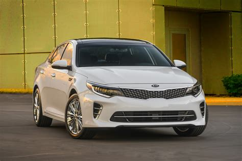 The Kia Optima 2016 Kia Optima Review Cargurus