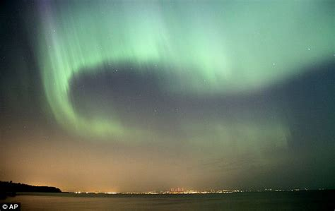 solar activity northern lights breathtaking photos of northern lights show that solar